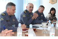 Policijsku upravu Virovitičko-podravsku posjetio glavni ravnatelj policije Marko Srdarević