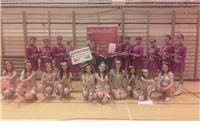 Mažoretkinje Gradske glazbe ostvarile izvrsne rezultate na regionalnom prvenstvu u Grubišnom polju