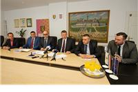 Potpisan Ugovor za izradu Studije izvedivosti ceste Vrbovec 2 – Bjelovar- Virovitica – Republika Mađarska