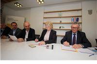Potpisan ugovor o rekonstrukciji i obnovi Dvorca Janković u Suhopolju