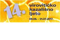 Objavljen program ovogodišnjeg Virovitičkog kazališnog ljeta