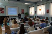 Zavod za javno zdravstvo u edukaciji stručnih suradnika iz učeničkih domova u Republici Hrvatskoj