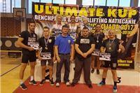 2. Ultimate kup Powerlifting i Bench press Đurđevc: Sjajni rezultati Powerlifting kluba Virovitica