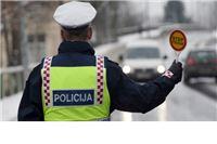Promet u proteklom tjednu: U devet nesreća jedno se vozili okrenulo na krov. Najveća koncentracija alkohola 3.44 promila