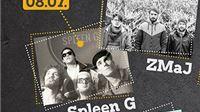 Svirka u Palači: Večeras Spleen G je funk/jazz/rap vokalno – instrumentalna atrakcija iz Zagreba i virovitički eksperimentalni rock sastavZmaJ