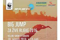 Danas na izletištu Križnica: Big Jump za žive rijeke