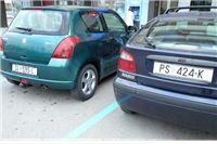 Slatina - Jedini grad koji koristi dvije registracijske pločice, PS i SL