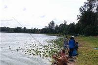 Natjecanje u ribolovu osoba s invaliditetom