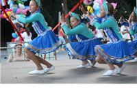 Virovitičke mažoretkinje koreografijama sa ovogodišnjih natjecanja uveličale manifestaciju proslave Dana grada