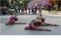 Dan otvorenih vrata Kluba ritmičke gimnastike Pirueta