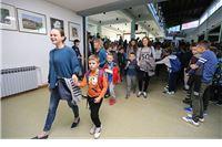 Prvi puta nakon 12 godina Orahovica ima tri razreda prvašića, Županija sufinancirala udžbenike i opremila jedan razred za najmanje