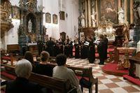 """Oratorijski zbor """"Cantores Sancti Marci"""" iz Zagreba nastupio u crkvi sv. Roka"""