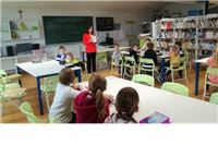 Slatinski prvašići postali članovima školske knjižnice
