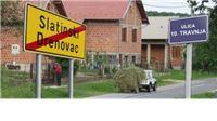 """HDZ se dugo opirao, no Ustavni sud konačno je odlučio: Naziv ulice """"10. travnja"""" u Slatinskom Drenovcu u suprotnosti je s hrvatskim Ustavom"""