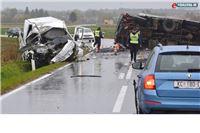 U nesreći kod Đurđevca poginuo općinski vijećnik Marinko Komar iz Bušetine i njegov prijatelj iz Podgorja