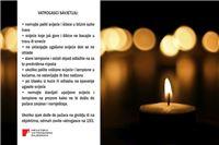 Vatrogasci savjetuju: Oprez na blagdan Svih svetih i Dušni dan