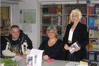 """Mjesec knjige u Gradskoj knjižnici i čitaonici Slatina: Cvijeta Grijak """"Doba limenog teleta"""""""