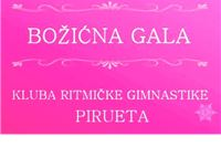 Poklon gradu virovitičkih Pirueta - Božićna gala