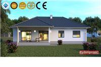 DOMPROJEKT - Montažna kuća Ingrid na akciji!