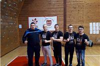 Team Nokaut u Belišću osvojio tri zlata i srebro