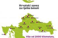 Kreće velika kampanja za rijetke bolesti! Među 20 gradova i Virovitica