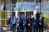Županijsko izaslanstvo u Sisku - počinje suradnja dviju županija koje more iste gospodarske i demografske brige