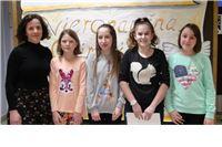 Pobjednici Vjeronaučne olimpijade učenici iz Čađavice