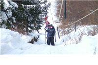Na slatinskom skijalištu napokon sportske zimske radosti