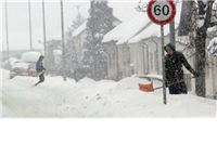 Zbog ekstremne hladnoće Crveni križ Virovitica uveo 24-satno dežurstvo