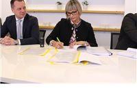 Potpisan 20 milijuna kuna vrijedan ugovor o dogradnji novog krila bolnice