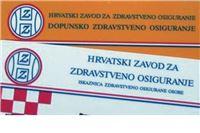Prema podacima HZZO-a, u županiji je broj osiguranih osoba manji za 1.88%