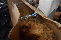 Nedozvoljena trgovina duhanom: Pronađeno 1271 kilogram rezanog duhana i 133 kilograma duhana u listu