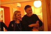 Vlasta i Igor Golub na Virovitičkim umjetničkim večerima