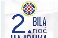 Društvo prijatelja Hajduka Virovitica poziva na 2. BILU NOĆ