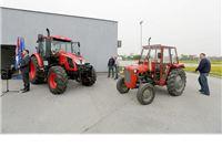 Novi traktor za 23 hektara i ekokamilicu