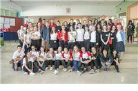 Međužupanijsko natjecanje Mladih Hrvatskog Crvenog križa: 3. mjesto ekipi SŠ Marka Marulića