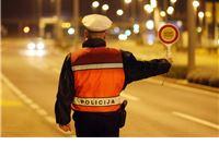 Vozači oprez, policija će večeras pojačano nadzirati promet i kontrolitrati vozite li pod utjecajem alkohola