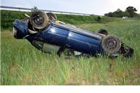 Nepropisno pretjecanje i alkohol uzrok nesreće u kojoj je jedna osoba lakše ozlijeđena