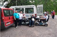 UOSI Virovitica na druženju osoba sa invaliditetom u Sisku