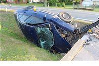 Nakon jutrošnje prometne nesreće u kojoj je jedna osoba poginula, a jedna teško ozlijeđena policija ponovno poziva na oprez