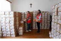 Crvenom križu odobren projekt vrijedan 5 milijuna kuna - humanitarni paketi za 1250 osoba