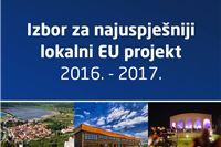 Glasujte za najbolji EU projekt u Hrvatskoj