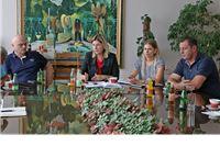 Sastanak čelnika Grada Orahovice s predstavnicima Keramike Modus bez očekivanog dogovora