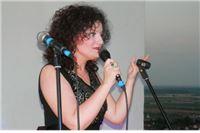 Bilo je svečano i lijepo pjevati na predivnom slatinskom Vidikovcu!