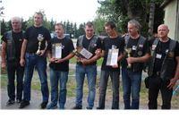 Davor Drvenkar u jednosjedu te Goran Basta i Mario Šulc u dvosjedu pobjednici su 32. Moto alke