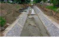 Milijun kuna za betonizaciju 350 metara korita Ođenice