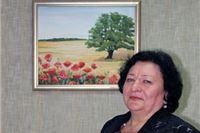 Izložba slika Branke Grlice u Dnevnom boravku Crvenog križa