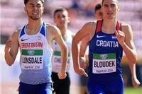 Marino Bloudek nije se uspio plasirati u finale Svjetskog atletskog prvenstva