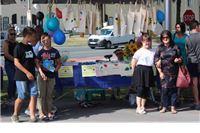 Platnene vrećice ekološki osviještenih članova Udruge za Down sindrom