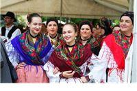 Iznimna manifestacija narodnih pjesama, plesova i prelijepih nošnji